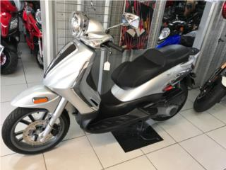 Scooter Piaggio BV250 2010, The Scooter Part Shop & Motorcycle Puerto Rico