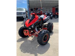 2020 FOURTRACK 125 AUTOMATICO, UNITED MOTORCYCLE Puerto Rico