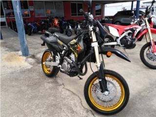 2018 SUZUKI DRZ400SM SUPERMOTO, UNITED MOTORCYCLE Puerto Rico