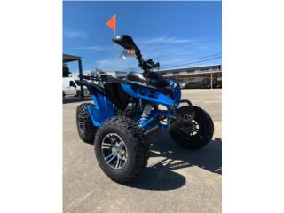 2020 FOURTRACK 200cc AUTOMATICO, UNITED MOTORCYCLE Puerto Rico