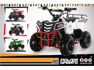 Fourtrack Mini Commander 110cc para niños, POWER SPORT WAREHOUSE Puerto Rico