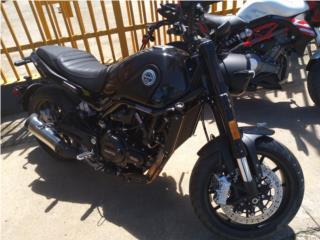 2020 BENELLI 500 LEONCINO, UNITED MOTORCYCLE Puerto Rico
