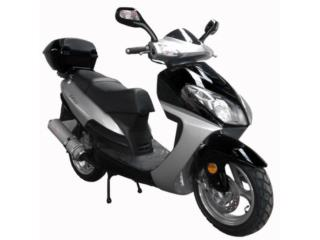 Scooter Adventure 150cc, The Scooter Part Shop & Motorcycle Puerto Rico