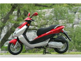 Kymco B&W 250 2002, The Scooter Part Shop & Motorcycle Puerto Rico