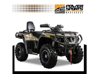 HI SUN TACTIC 550 4X4, AÑO 2020, POWER SPORT WAREHOUSE Puerto Rico