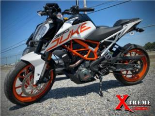 KTM 390 DUKE 2019 CON SOLO 500 MILLAS, XTREME IMPORTS Puerto Rico