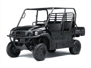 Mule Pro DXT Diesel 2021 , CARIBBEAN KAWASAKI CORP. Puerto Rico
