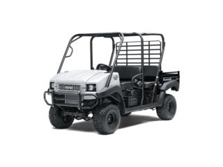 Mule 4000 Trans 4x2 2021 Tablilla Disponible, CARIBBEAN KAWASAKI CORP. Puerto Rico