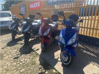 2020 Scooters Nuevas , UNITED MOTORCYCLE Puerto Rico