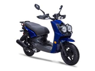 Scooter Tipo Zuma 150cc , The Scooter Part Shop & Motorcycle Puerto Rico