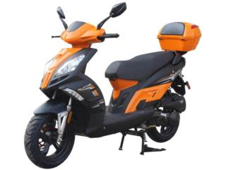 Scooter 150F2, The Scooter Part Shop & Motorcycle Puerto Rico