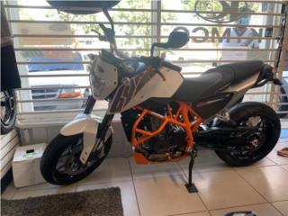 Motora KTM 690 Duke 2018, The Scooter Part Shop & Motorcycle Puerto Rico