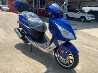 2020 PEACE SPORTS SCOOTER, UNITED MOTORCYCLE Puerto Rico