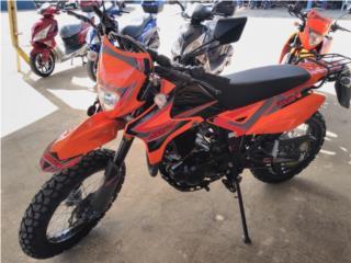 2020 SSR DUAL SPORT 250, UNITED MOTORCYCLE Puerto Rico