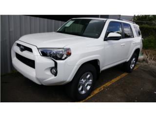 Toyota Puerto Rico Toyota, 4Runner 2019
