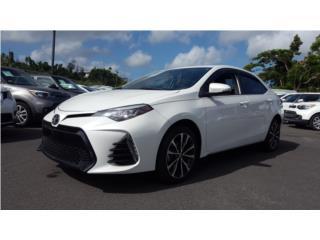 Toyota Camry XSE V6 2018 , Toyota Puerto Rico
