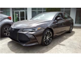 Toyota Puerto Rico Toyota, Avalon 2019