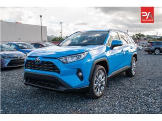 Toyota Puerto Rico Toyota, Rav4 2019