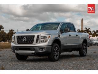 Nissan Puerto Rico Nissan, Titan 2018