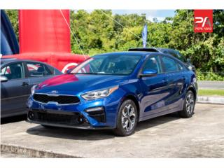 kia forte Sedan , Kia Puerto Rico