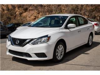 Versa 18' Solo 24k Millas Garantia Nissan , Nissan Puerto Rico