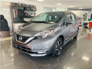 Nissan, Versa Note 2019, NV de Carga Puerto Rico