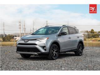 Toyota RAV4 2018 XLE Como Nueva , Toyota Puerto Rico