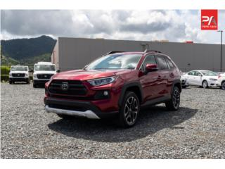 Toyota, Rav4 2019, Prius Puerto Rico