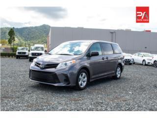 Toyota, Sienna 2019, Tundra Puerto Rico