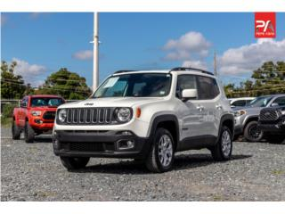 Jeep, Renegade 2016, Grand Wagoneer Puerto Rico