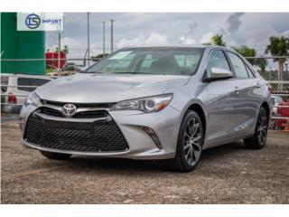 Toyota Puerto Rico Toyota, Camry 2017
