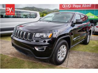 GRAND CHEROKEE OVERLAND STERLINE EDITION 2018 , Jeep Puerto Rico