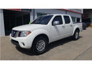 TITAN PRO 4X4 V8 CON ASIENTOS EN PIEL  , Nissan Puerto Rico