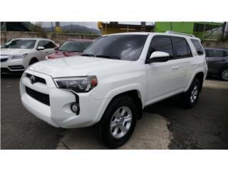 Toyota Puerto Rico Toyota, 4Runner 2017