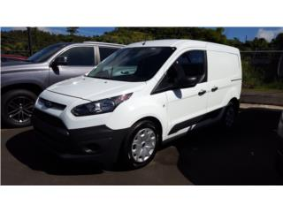Ford Puerto Rico Ford, Transit Connect 2017