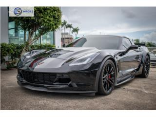 Chevrolet Puerto Rico Chevrolet, Corvette 2017
