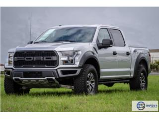 Ford Raptor 2019 CrewCab Magnétic , Ford Puerto Rico