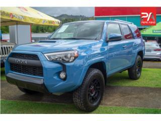 Toyota Puerto Rico Toyota, 4Runner 2018