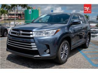 TOYOTA RAV4 XLE 2018 , Toyota Puerto Rico