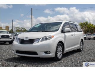 Toyota Puerto Rico Toyota, Sienna 2016