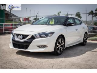 Nissan Puerto Rico Nissan, Maxima 2017