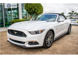 Mustang GT 2018 , Ford Puerto Rico