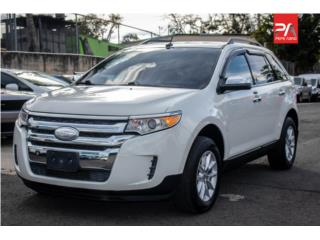 FORD FLEX SEL ECOBOOST 2011 AWD PANORAMICA! , Ford Puerto Rico