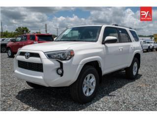 Toyota, 4Runner 2019, Jeep Puerto Rico