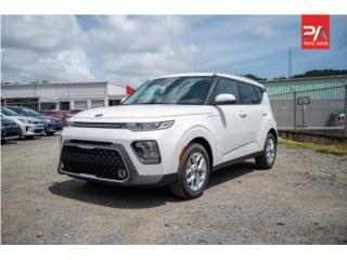 Kia, Soul 2020, Nissan Puerto Rico