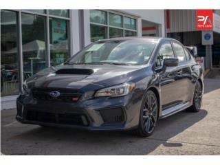 Subaru, WRX 2018, Hyundai Puerto Rico