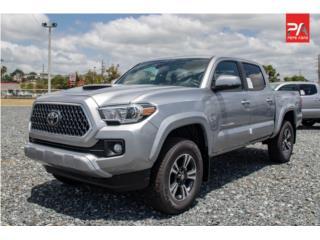 Toyota, Tacoma 2019, Nissan Puerto Rico