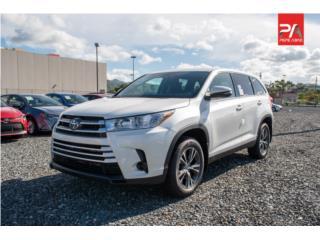 Toyota Puerto Rico Toyota, Highlander 2019