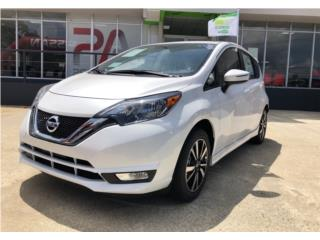 Nissan, Versa Note 2019, Ford Puerto Rico