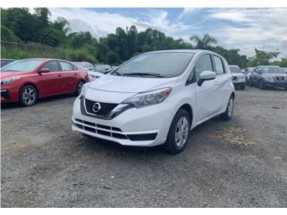 Nissan Puerto Rico Nissan, Versa Note 2019